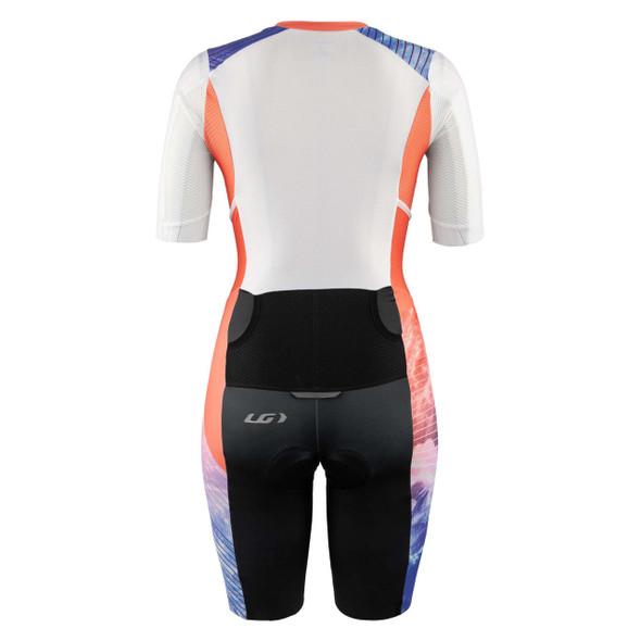 Louis Garneau Women's Aero Tri Suit - Back