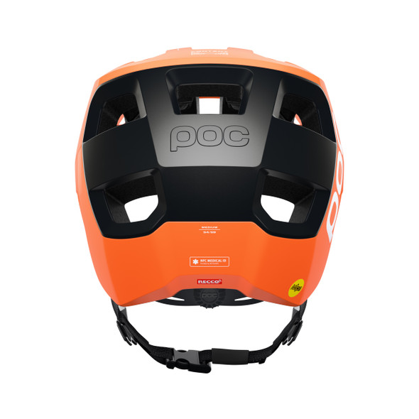 POC Kortal Race MIPS Mountain Bike Helmet - Back