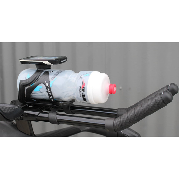 XLab Kompact 500 Integrated Hydration System - On Bike