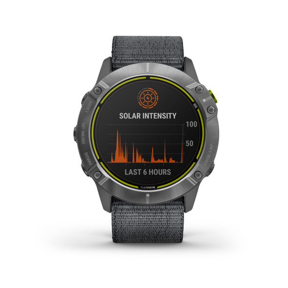 Garmin Enduro Solar Charging Ultraperformance GPS Multisport Watch