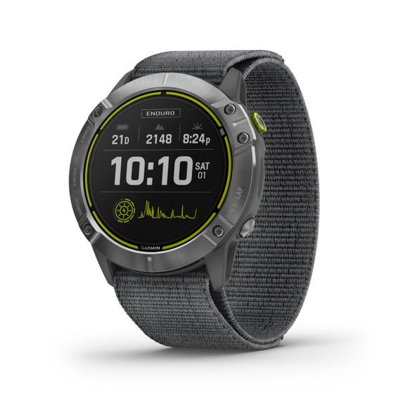 Garmin Enduro Solar Charging Ultraperformance GPS Multisport Watch