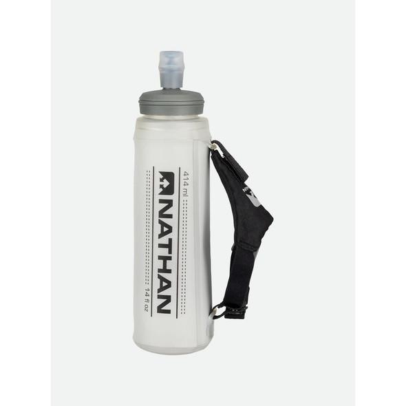 Nathan ExoShot Lite 14oz. Handheld Hydration Flask