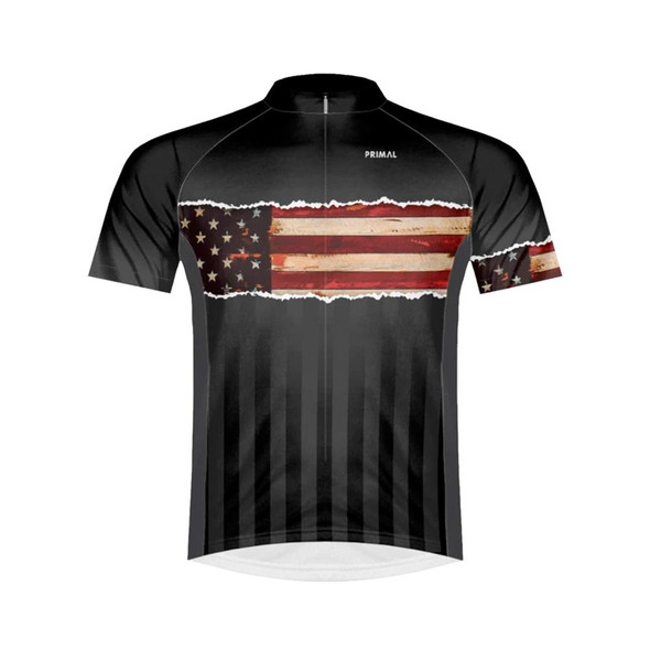 Primal Wear Men's Ol' Glory Bike Jersey