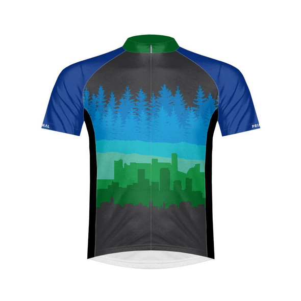 Primal Wear Men's Urban Edge Bike Jersey