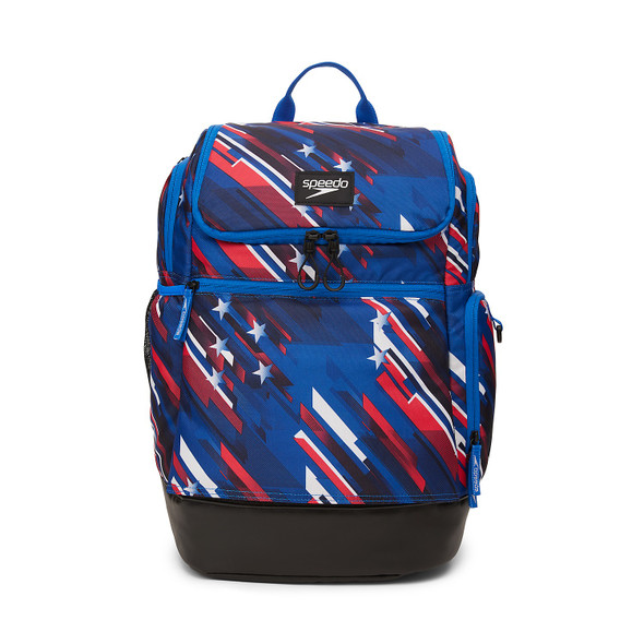 Speedo USA Printed Teamster 2.0 Backpack