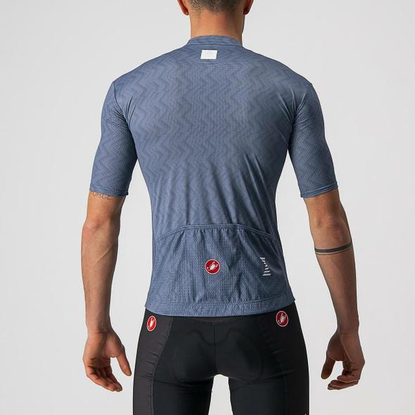 Castelli Men's Cortina 6K Cycling Jersey - Back