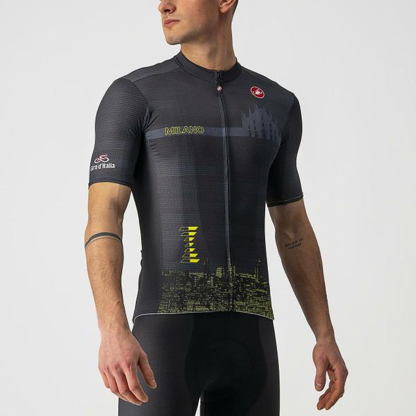 Castelli Men's Milano TT Cycling Jersey