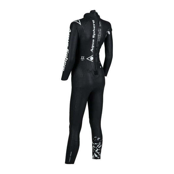 Aqua Sphere Women's Pursuit Wetsuit - Back