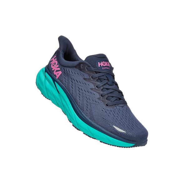 HOKA ONE ONE Women's Clifton 8 Wide Shoe