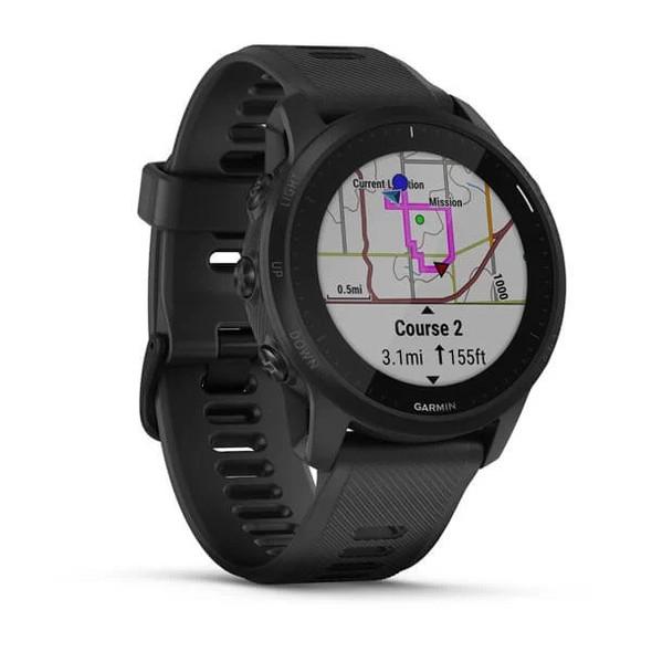 Garmin Forerunner 945 LTE GPS Triathlon Smartwatch - Course