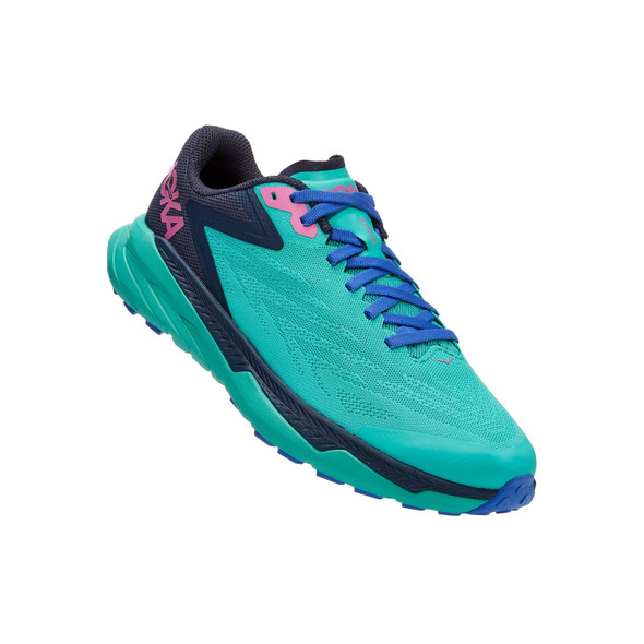HOKA ONE ONE Women's Zinal Trail Shoe