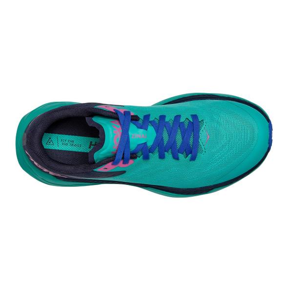 HOKA ONE ONE Women's Zinal Trail Shoe - Top