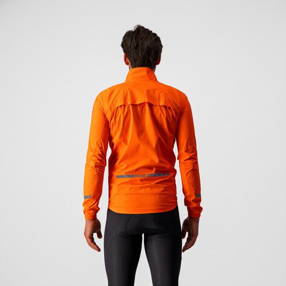 Castelli Men's Emergency 2 Rain Jacket - Back