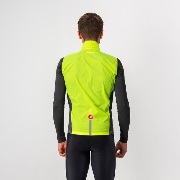 Castelli Men's Squadra Stretch Vest - Back