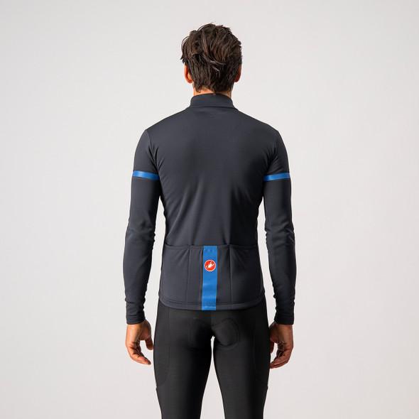 Castelli Men's Fondo 2 Jersey Full-Zip - Back