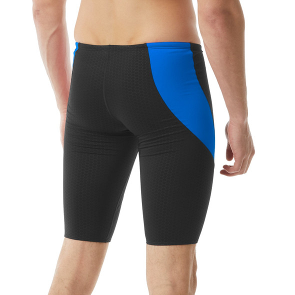 TYR Men's Hexa Curve Splice Jammer - Back