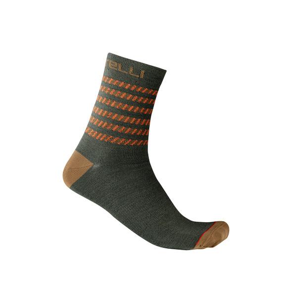 Castelli Go 15 Cycling Sock