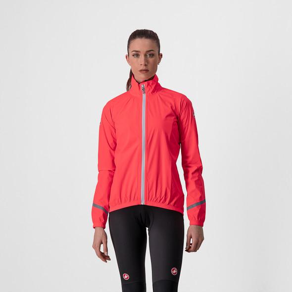 Castelli Women's Emergency 2 W Rain Jacket