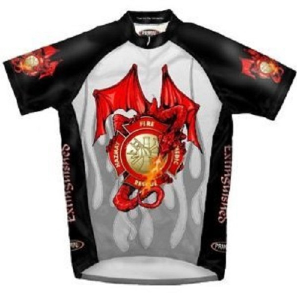 Primal Wear Men's Extinguished Cycling Jersey