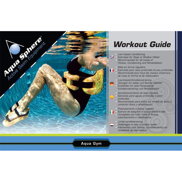 Aqua Sphere Waterproof Workout Guide