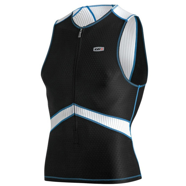 Louis Garneau Mens Pro Sleeveless Tri Top