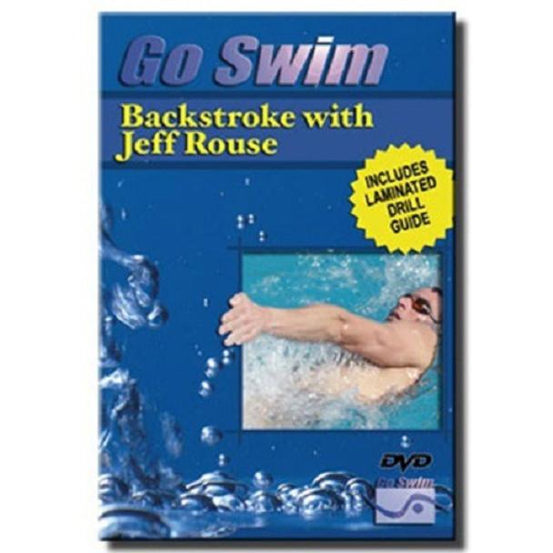 Go Swim Backstroke with Jeff Rouse DVD
