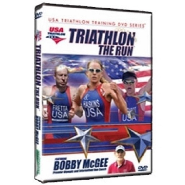 USAT Vol. 4 Triathlon: The Run DVD