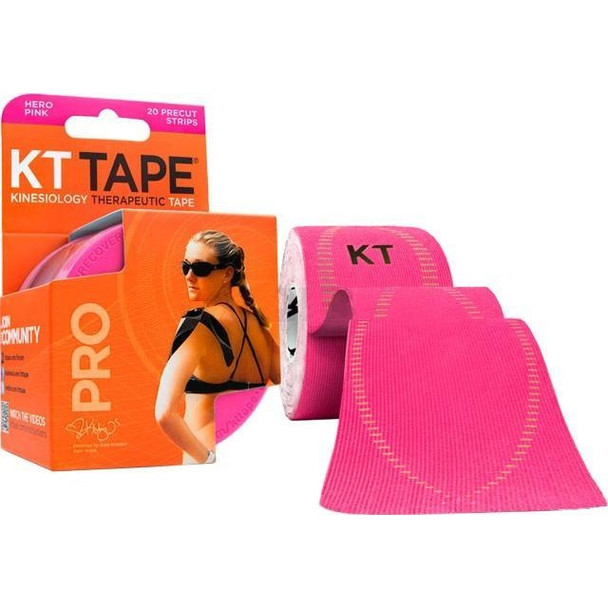 KT Tape Pro Kinesiology Therapeutic Body Tape