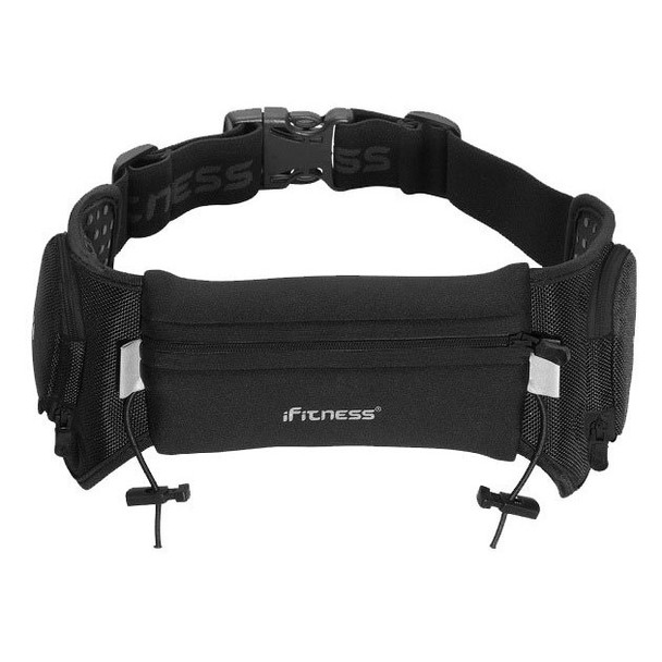 Fitletic / iFitness Quench Hydration Race Number Belt