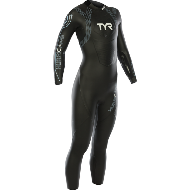 TYR Women's Hurricane Category 2 Full Sleeve Wetsuit