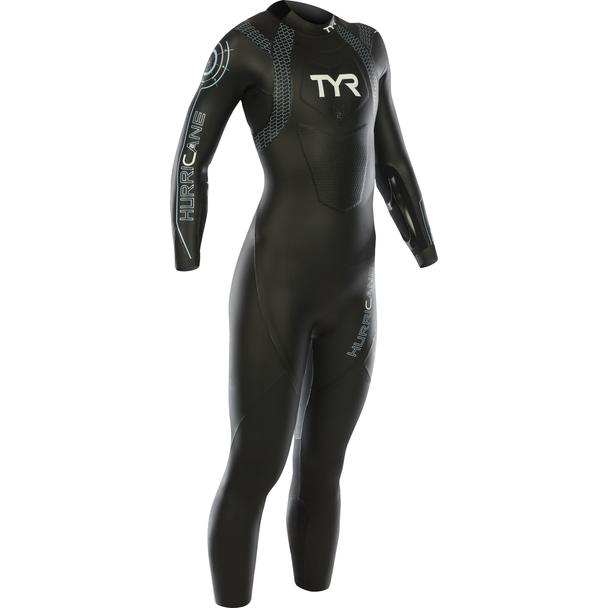 TYR Women's Hurricane Category 2 Full Sleeve Wetsuit