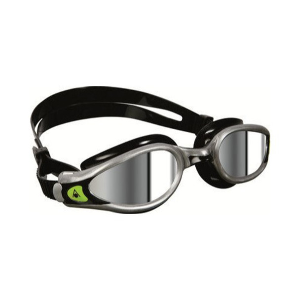 new authentic half off hot sales Aqua Sphere Kaiman Exo Goggle with Mirrored Lens - 2018