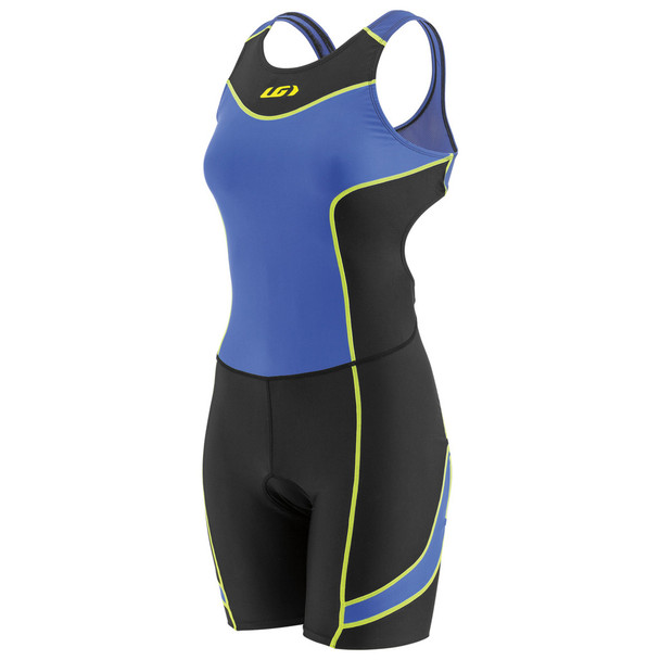 Louis Garneau Women's Comp Open-Back Tri Suit