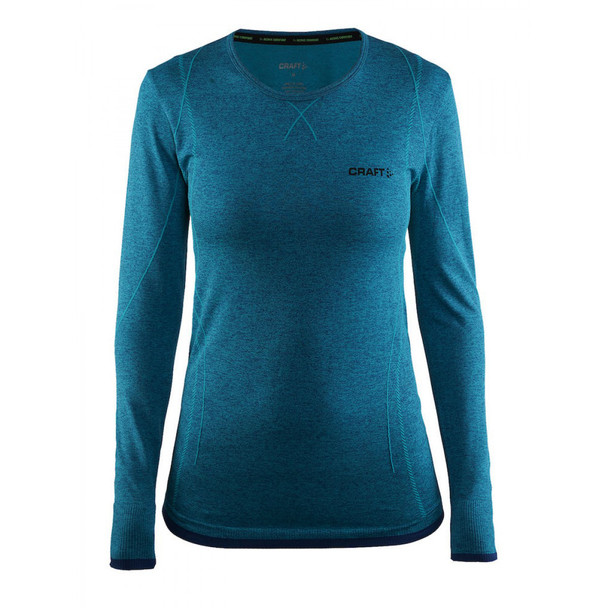 Craft Women's Active Comfort Longsleeve Baselayer Top