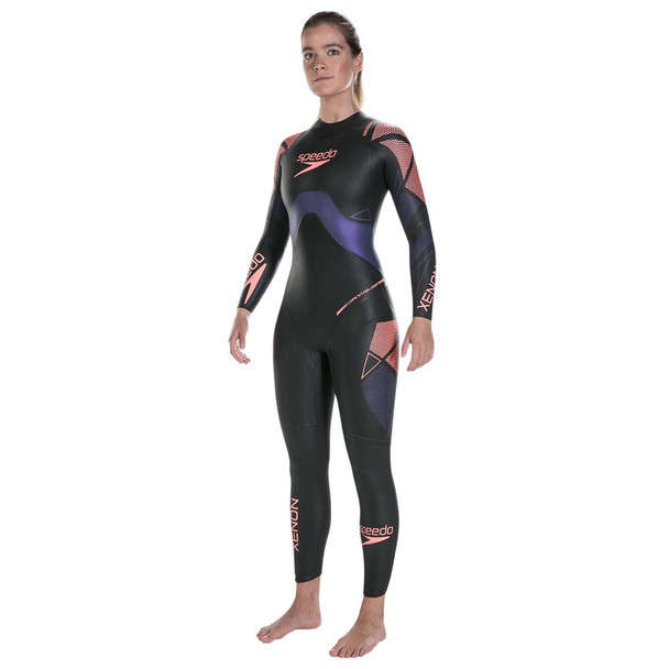 REPAIRED: Speedo Women's Fastskin Proton Full Sleeve Wetsuit - 2018 - Size S