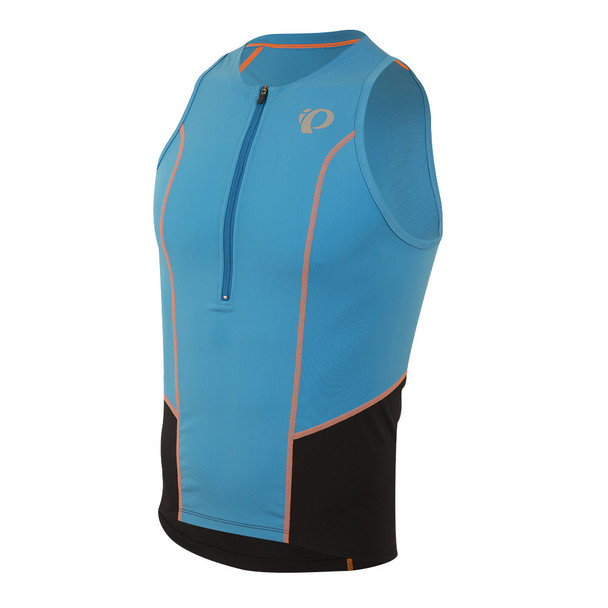 Pearl Izumi Men's Select Pursuit Tri Singlet - Bel Air Blue