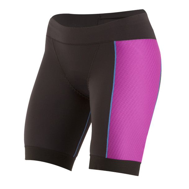 Pearl Izumi Women's Elite Pursuit Tri Short - Purple Wine