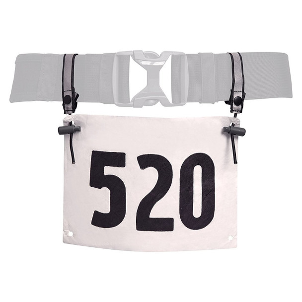 Nathan Race Number Attachment Add On