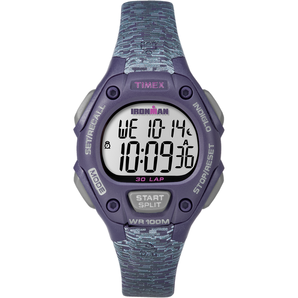 Timex Ironman Classic 30 Watch with Pattern