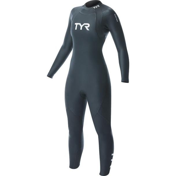 REPAIRED: TYR Women's Hurricane Cat-1 Wetsuit - 2020 - Size S/M