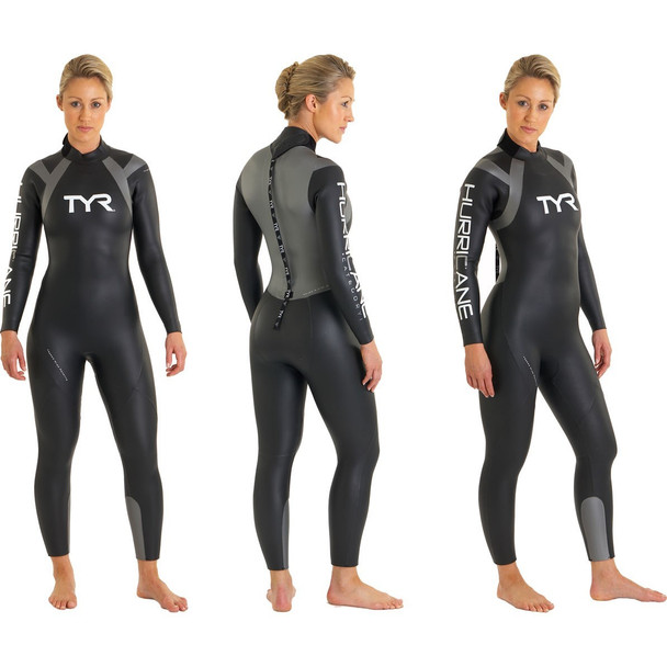 REPAIRED: TYR Women's Hurricane Category 1 Wetsuit