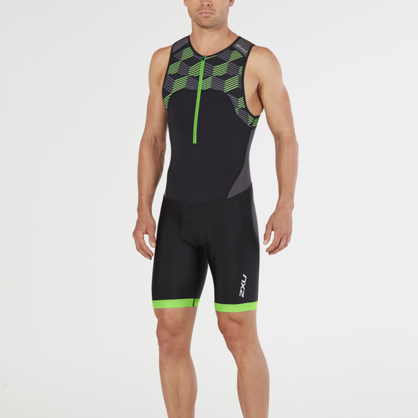 2XU Men's Active Tri Suit