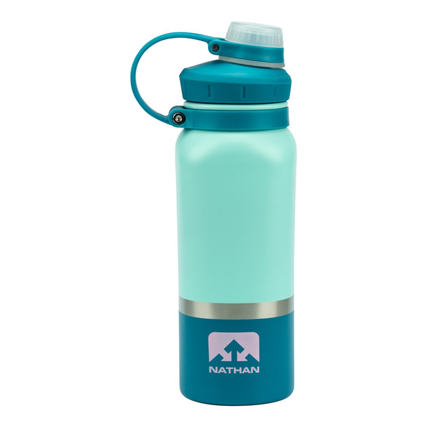 Nathan Hammerhead 3-Tone Stainless Steel 24oz Water Bottle