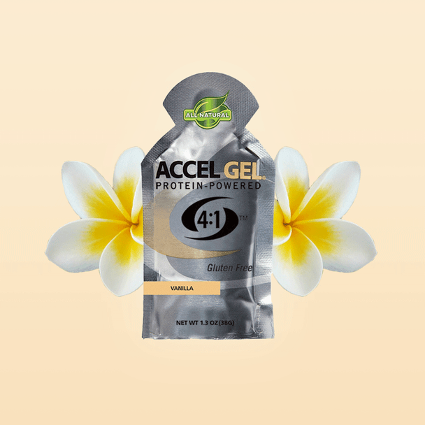 Accel Protein Powered Gel - Box of 24