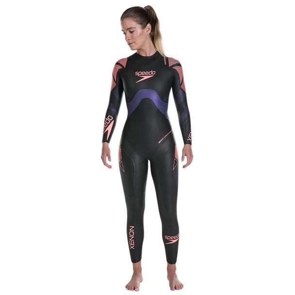 Speedo Women's Fastskin Xenon Full Sleeve Wetsuit