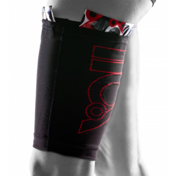110% Compression Kick Back Quad Sleeve + Ice Recovery