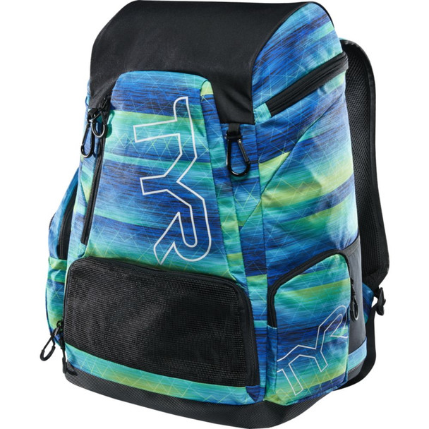 TYR Alliance 45L Kinematic Print Backpack