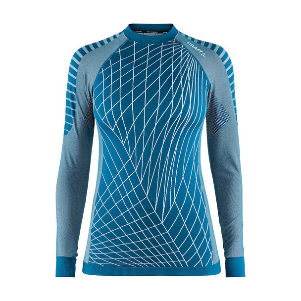 Craft Women's Active Intensity Long Sleeve Baselayer Top