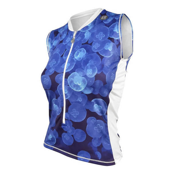 DeSoto Women's Sleeveless Skin Cooler Tri Top