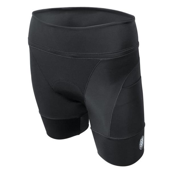 DeSoto Women's Riviera Tri Short - Black